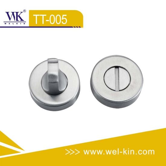 Ss304 Door Knob Lock for Wooden Door (TT-005)