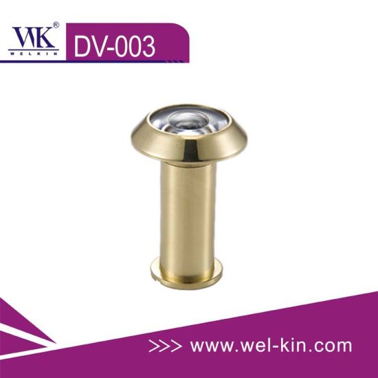PVC Brass Door Viewer Door Hardware (DV-003)
