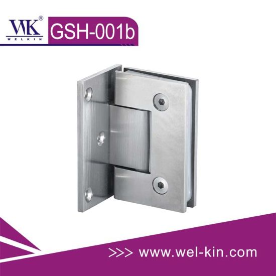 Stainless Steel 304 Shower Door Hinge (GSH-001b)