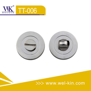 Stainless Steel 304 Toilet Indicator Thumb Lock (TT-006)