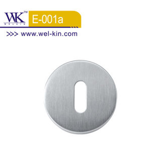Stainless Steel 304 Round Door Rosette (E-001A)