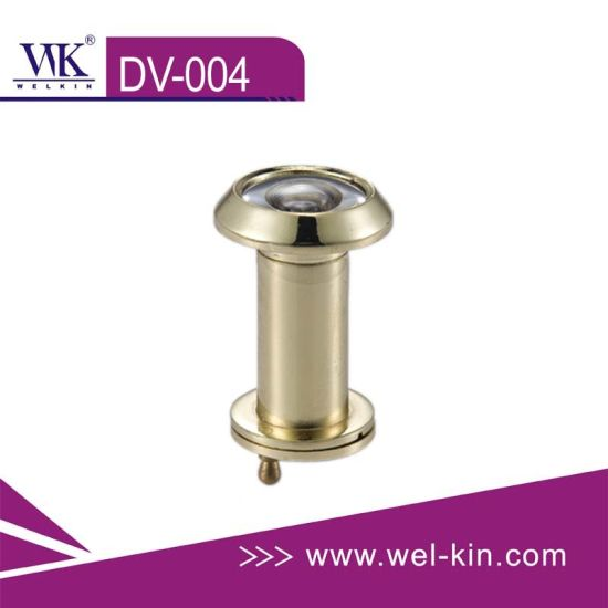 Zinc Alloy PVD Door Viewer with Lid (DV-004)