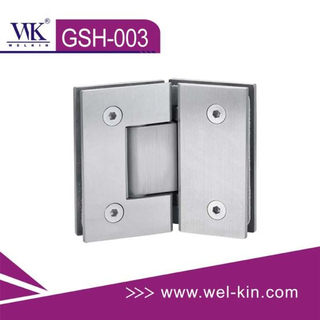 Stainless Steel 304 SSS 5mm Shower Hinge (GSH-003)