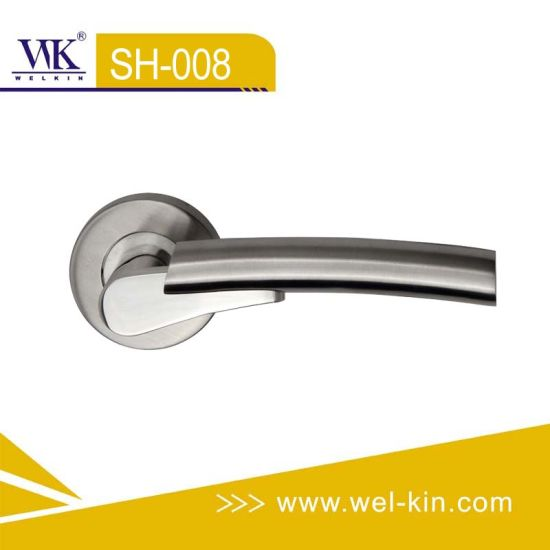Ss Casting Lever Handle (SH-008)