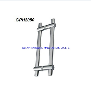 Stainless Steel Luxury Pull Handle for Glass Door and Wood Door